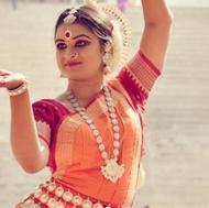 K.Jyotirmayee P. Dance trainer in Bangalore
