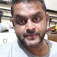 Aashish Giri Calligraphy trainer in Delhi