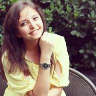 Sona French Language trainer in Delhi