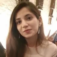 Mahreen S. French Language trainer in Mumbai