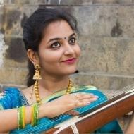 Anjana T. Vocal Music trainer in Hyderabad