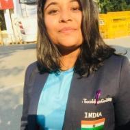 Sanya N. Staff Selection Commission Exam trainer in Delhi