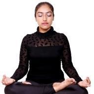 Harshita V. Yoga trainer in Delhi