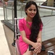 Sushmitha S. Yoga trainer in Bangalore