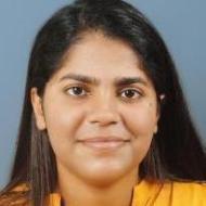 Angel K. IELTS trainer in Kottayam