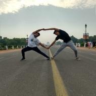 Subham Yoga trainer in Delhi