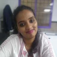 Sushmitha B. Digital Marketing trainer in Bangalore