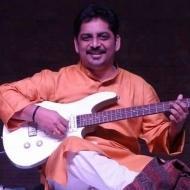 Sachin Patwardhan Guitar trainer in Indore