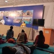 Rajani B. Acupressure trainer in Delhi