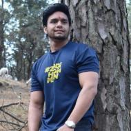 Ashish Sharma Yoga trainer in Delhi