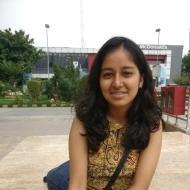 Riya M. Spanish Language trainer in Delhi