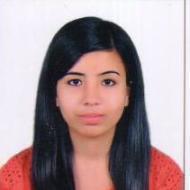 Manisha S. Spoken English trainer in Delhi