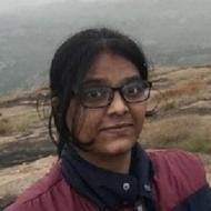 Sharanya S. Tamil Language trainer in Bangalore