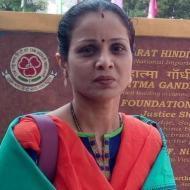 Uma R. Hindi Language trainer in Chennai