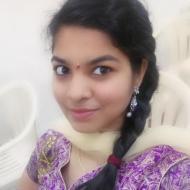 Pranavi K. Quantitative Aptitude trainer in Chennai