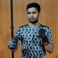 Sandeep Kumar Kickboxing trainer in Hyderabad