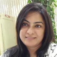 Seema J. Clay Modeling trainer in Bangalore