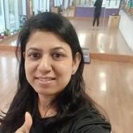 Bindiya D. Yoga trainer in Jaipur