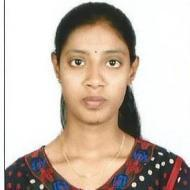 Nanditha P. BCom Tuition trainer in Rangareddy