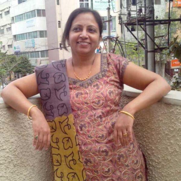 Anita Sanjay D  - Teacher in Anna Nagar, Chennai