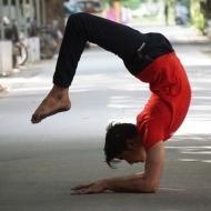 Dharmveer Tiwari Yoga trainer in Bangalore