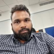 Saravanan G Oracle trainer in Kanchipuram