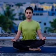 Ankush Kumar Dhiman Yoga trainer in Bangalore