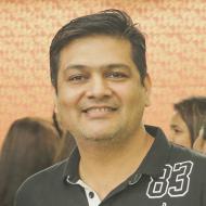Kalpesh Ajugia Adobe Photoshop trainer in Mumbai