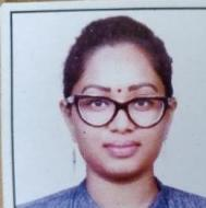 Bharathi L. Class I-V Tuition trainer in Chennai
