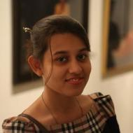 Saloni A. Drawing trainer in Noida
