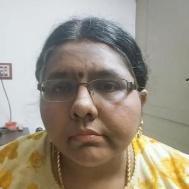 J. Rajashree Spoken English trainer in Chennai