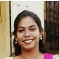 Priscilla A. BSc Tuition trainer in Bangalore