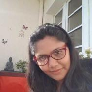 Henna Nair Spoken English trainer in Noida