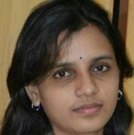 Dr. Sindhu R. BTech Tuition trainer in Bangalore