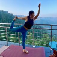 Sakshi S. Yoga trainer in Delhi