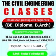 The Civil Engineering Classes MTech Tuition institute in Raipur