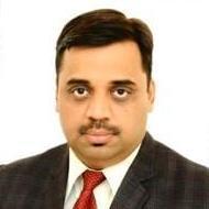 Ashish Kumar Blockchain trainer in Chandigarh