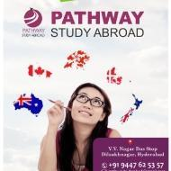 Pathway Study Abroad IELTS institute in Hyderabad