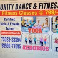 Unity Dance Fitness Studio Dance institute in Faridabad