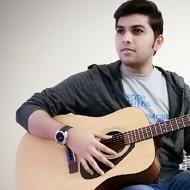 Vineel Chandra Guitar trainer in Hyderabad