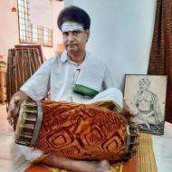 Narasimha Rao Mridangam trainer in Hyderabad