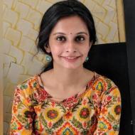 Akanksha O. Calligraphy trainer in Noida