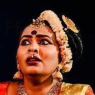 Mamata V. Dance trainer in Bangalore