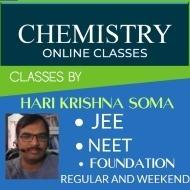 Harikrishna Class 12 Tuition trainer in Hyderabad