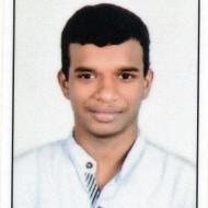 Sudhindra P BSc Tuition trainer in Vellore