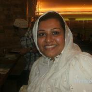 Farida H. Handwriting trainer in Bangalore