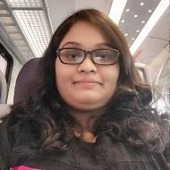 Anjana German Language trainer in Bangalore