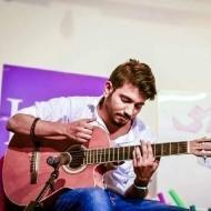 Mridul Sharma Guitar trainer in Delhi