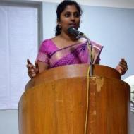 Sakthi V. Soft Skills trainer in Chennai