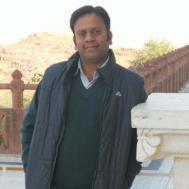 Dr. Tushar Singhal Spoken English trainer in Jodhpur